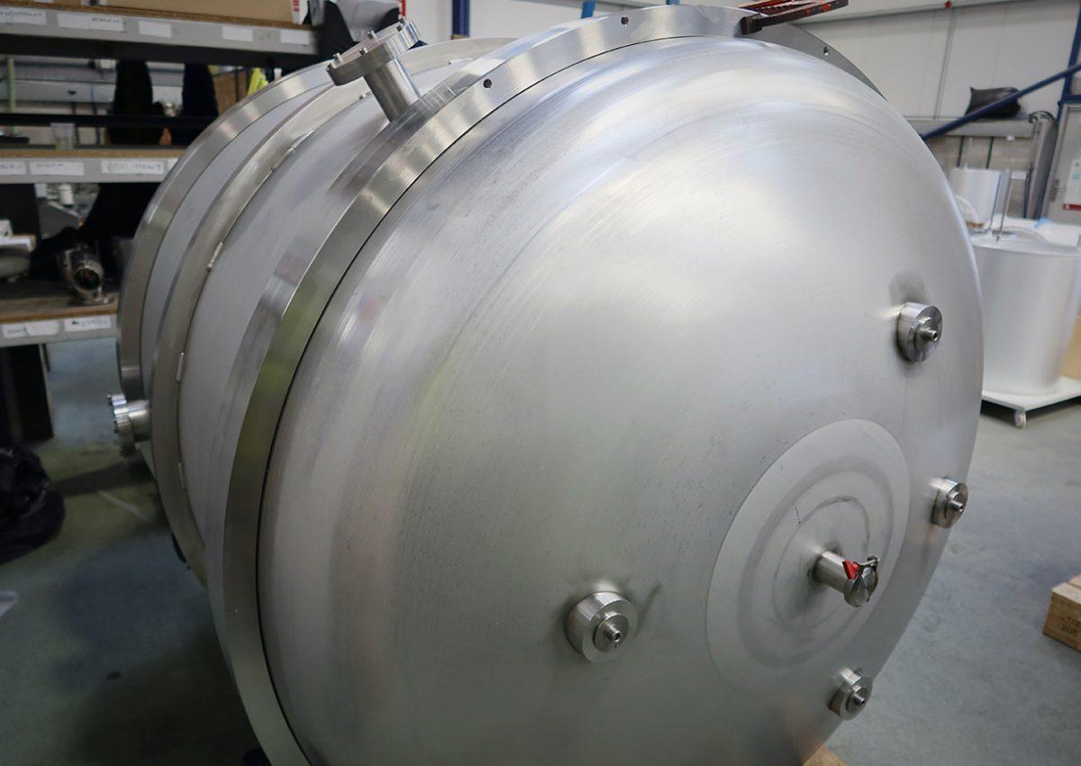 Vacuum Chamber Fabrication