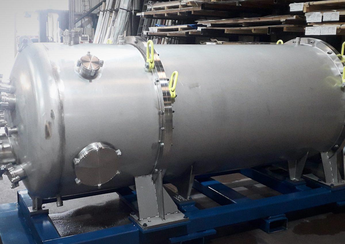 Pressure Vessel Fabricators UK